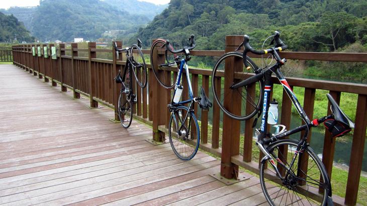 monton单车展示图