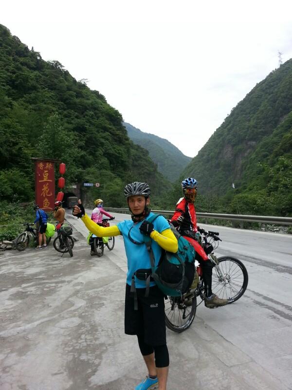 川藏线,骑行运动,monton品牌,西藏