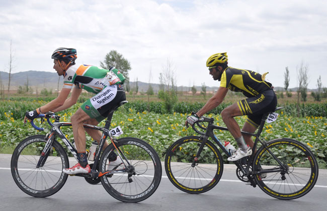 monton自行车车队,骑行食物