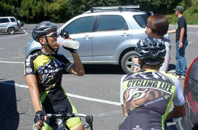 Monton 车队,夏季骑行