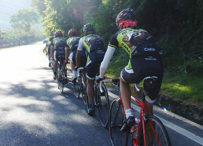 monton骑行服,自行车车队,老虎衣,路虎骑行服,骑行装备