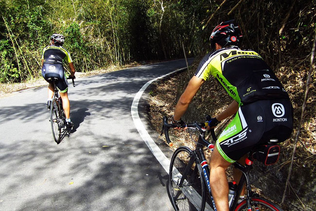 monton车队,自行车,骑行运动,户外活动,路虎骑行服,老虎衣