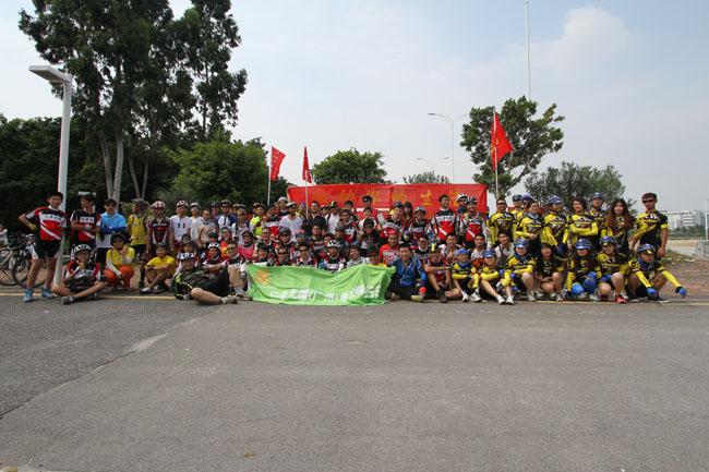 monton,自行车比赛,户外活动,路虎骑行服,老虎衣,骑行聚会