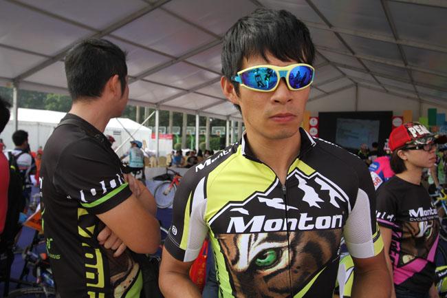 深圳嘉年华,自行车公路赛,monton车队,路虎骑行服,老虎衣,户外运动