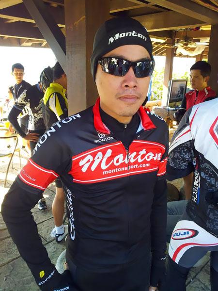 monton,冬季骑行,骑行装备,自行车,户外运动,骑行技术,原创骑行服