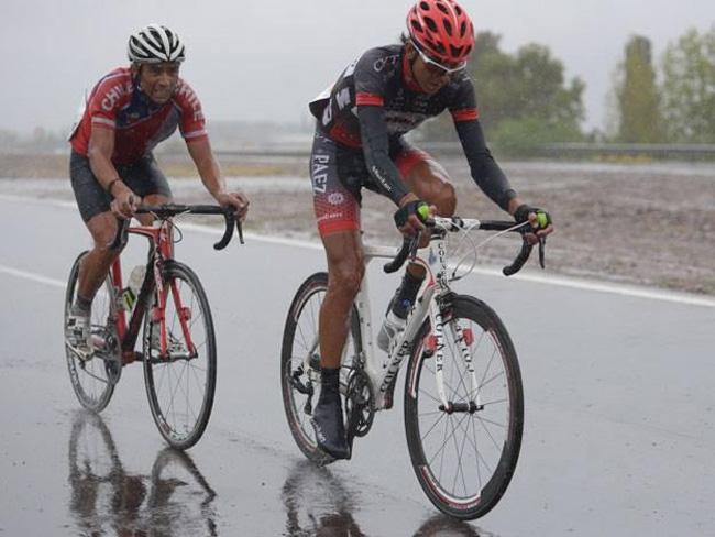 monton车队,阿根廷自行车赛