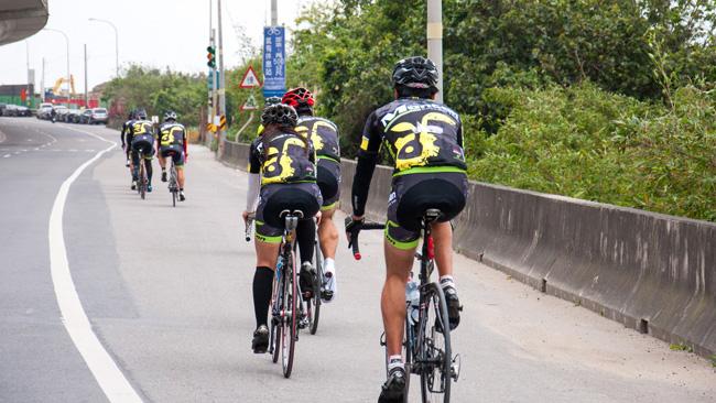 monton车队,骑行安全