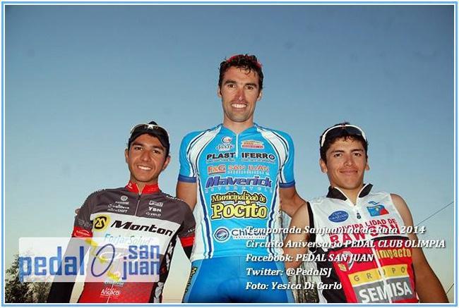 奥林匹亚自行车俱乐部周年巡回赛,Monton  CKT UAM Monton车队