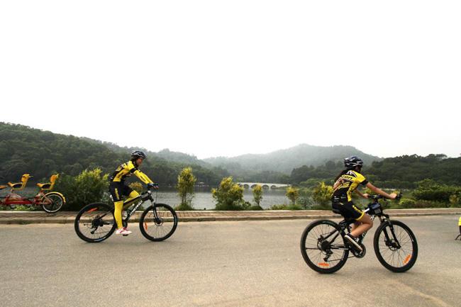 骑车旅行,健康骑行