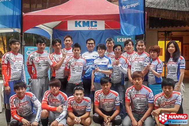 台湾自行车赛,南宝树脂