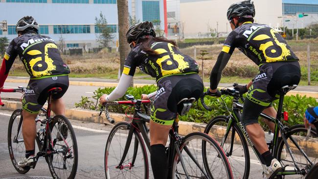 自行车乐趣,时尚运动