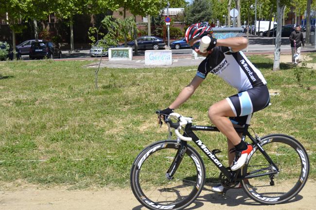 合理补水,自行车运动
