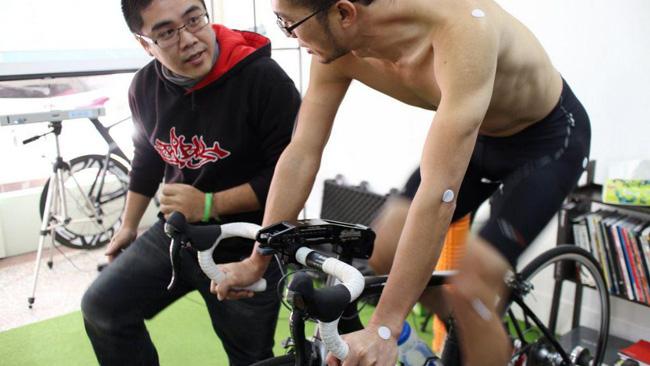 monton,自行车设定