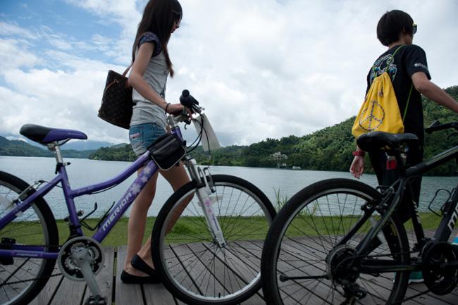 自行车时尚生活
